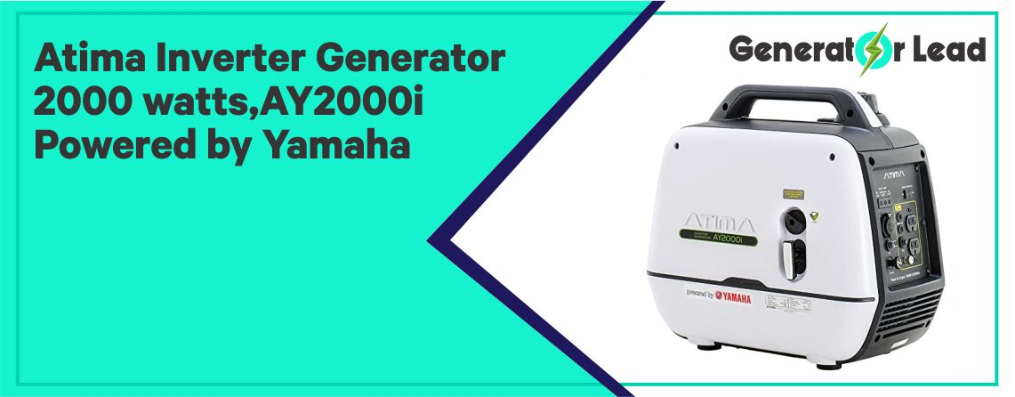 Atima AY2000i - Best Inverter Generator