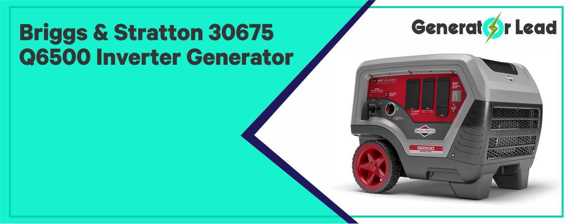 Briggs & Stratton 30675 Q6500 - Best Value