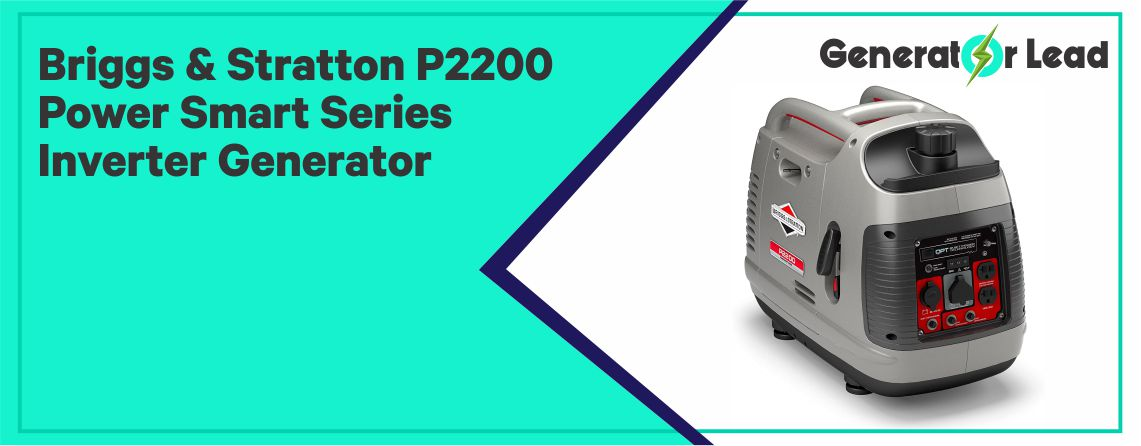 Briggs & Stratton P2200 - Best Inverter Generator for the Price