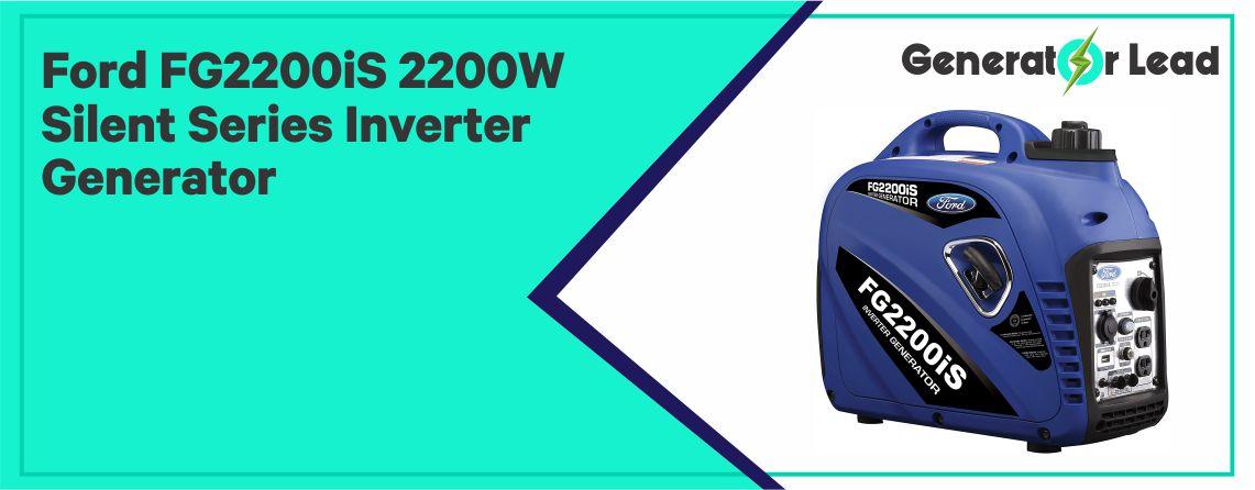 Ford FG2200iS - Best Inverter Generator under $500
