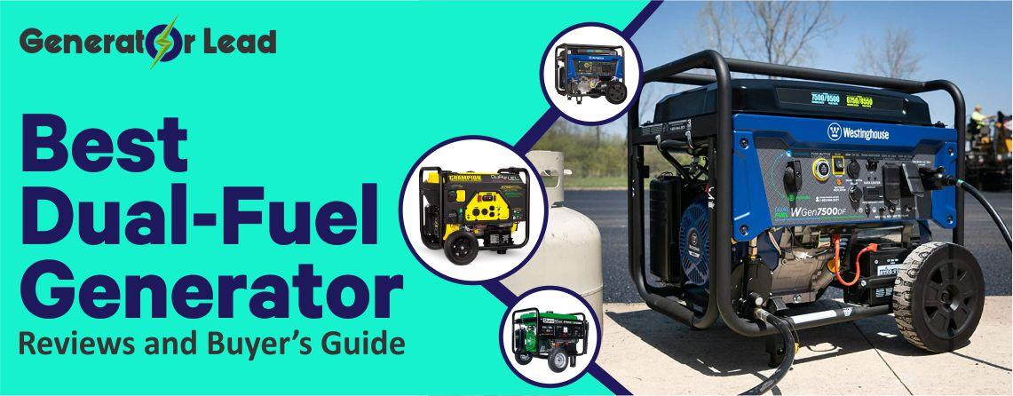 11 best dual fuel generator