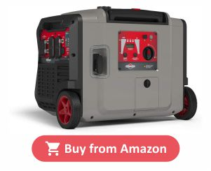 BRIGGS & STRATTON P4500 - Electric Start Inverter Generator product image
