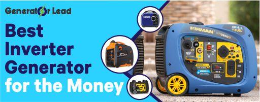 Best Inverter Generator for the money 2020