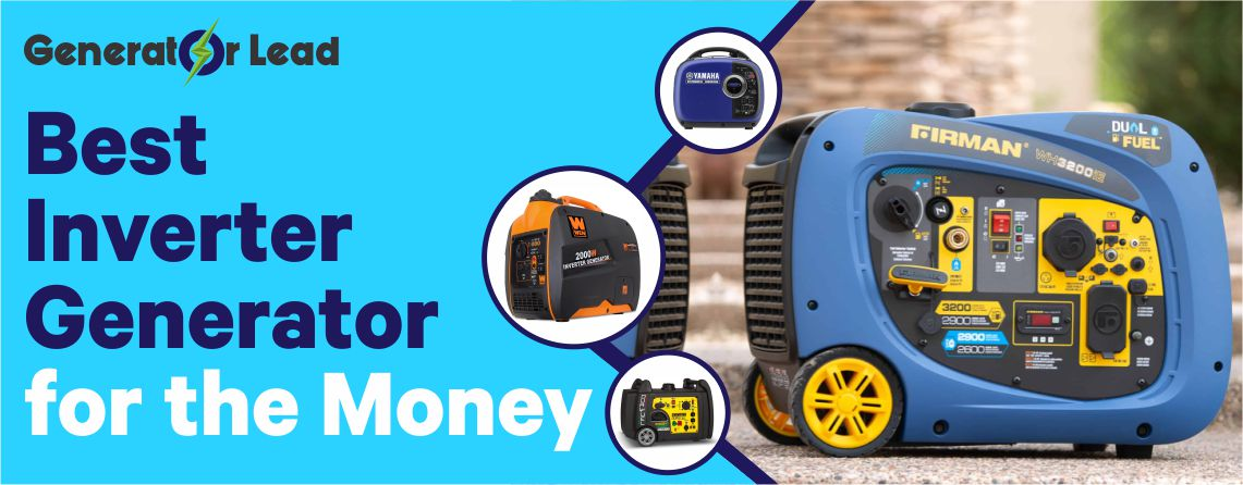 Best Inverter Generator for the money