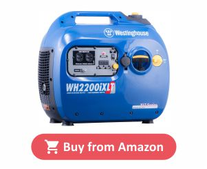 Westinghouse WH2200iXLT - Super Quiet Portable Generator product image