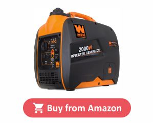 Best Inverter Generator under $500 product image