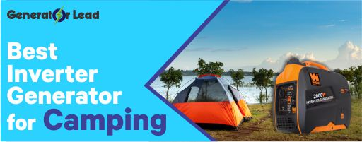 Best inverter generators for camping