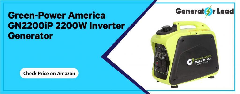 Green-Power America GN2200iP -Inverter Generator