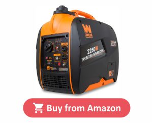 WEN 56225i - Best Fuel Shut-Off Inverter Generator product image