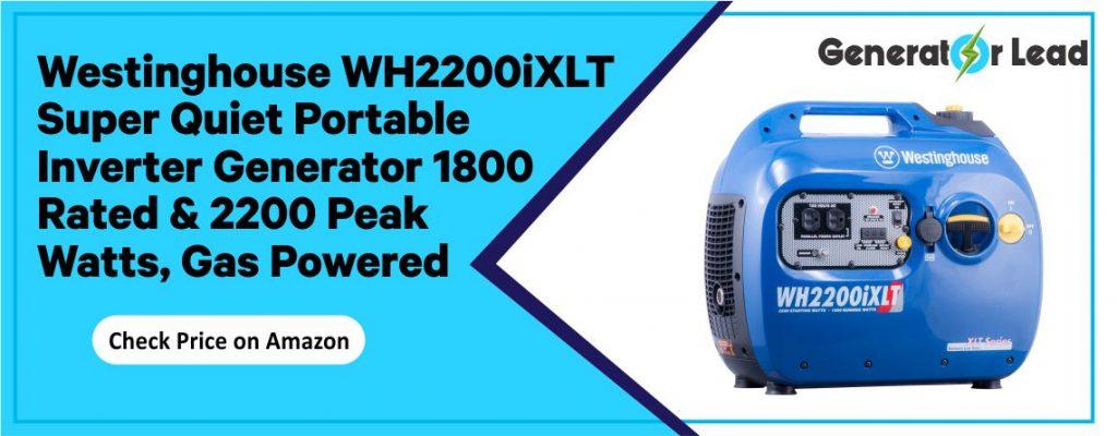 WH2200iXLT - Best Super Quiet Inverter Generator