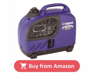 Yamaha EF1000iS - Gas Powered Portable Inverter product image