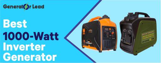 Best 1000 Watt Inverter Generator 2021