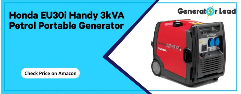 Honda EU30i - Best Honda Inverter Generator