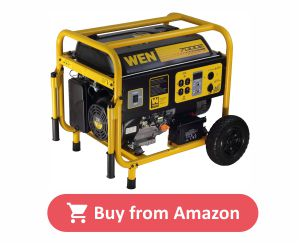 WEN 56682 - Best Portable Generator for Food Truck product image