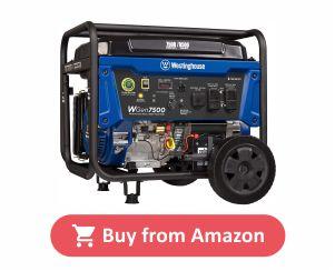 Westinghouse WGen7500 - Best Electric Start Inverter Generator product image