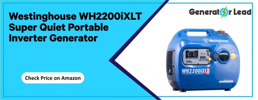 Westinghouse WH2200iXLT inverter generator for home backup