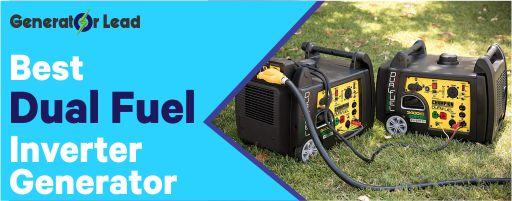 Best Dual Fuel Inverter Generator 2021 Reviews – Generator Lead