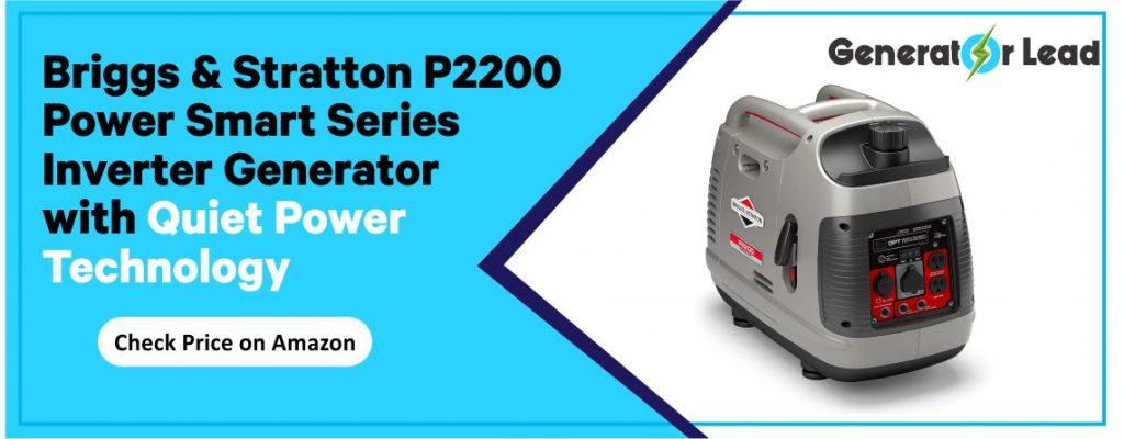 Briggs & Stratton 30651 - Best Super Quiet Inverter Generator