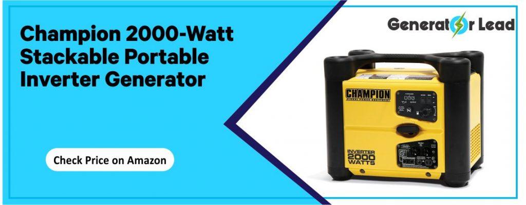 Champion Power Equipment 73536i - Inverter Generator