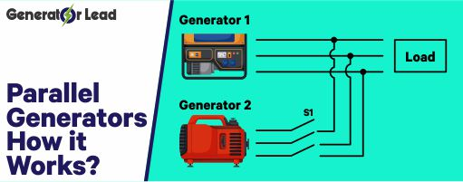 Paralleling generators How it works