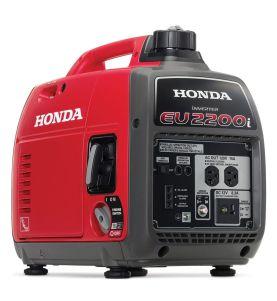 Honda EU2200i - Super Quiet Portable Inverter Generator